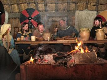 """Regia Anglorum"" Authenticity Guide Feast"