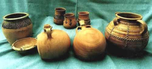 Regia Anglorum - Anglo-Saxon and Viking Crafts - Pottery