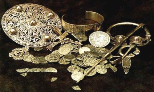 regia anglorum   anglo saxon and viking crafts   non ferrous metalworking