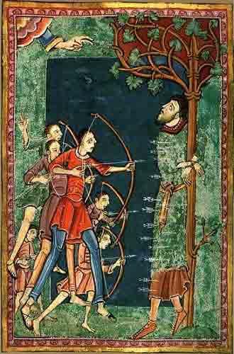 Regia anglorum archery